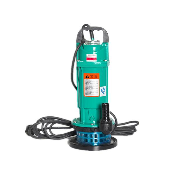 新款小型潜水电泵11