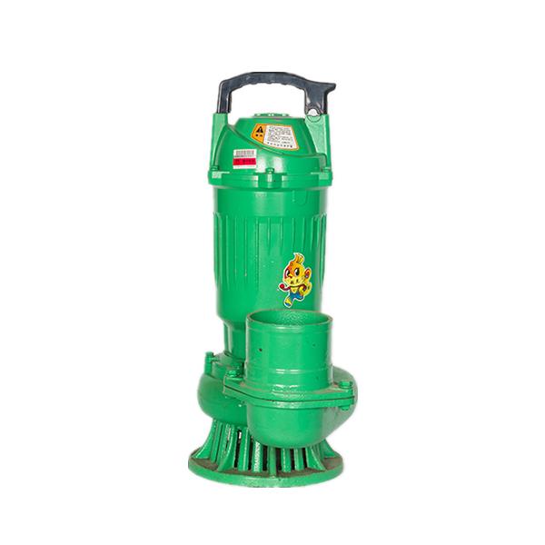 小型油浸草绿潜水电泵20