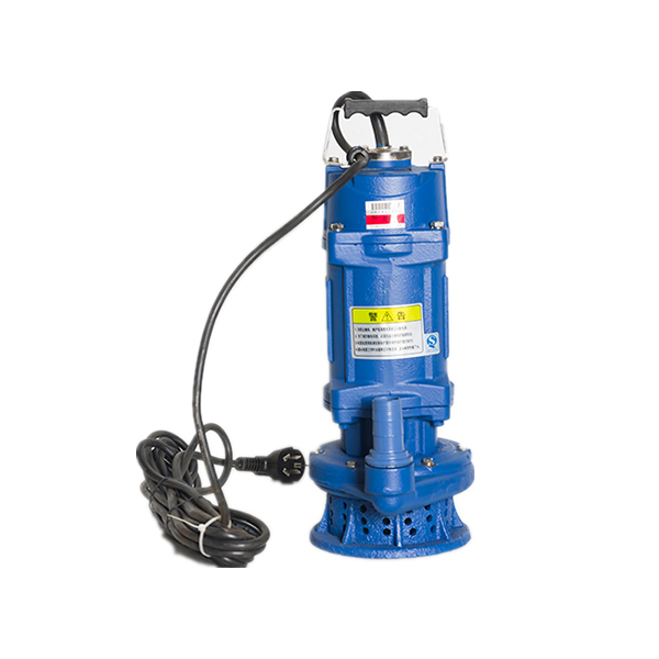新型铁壳潜水电泵21