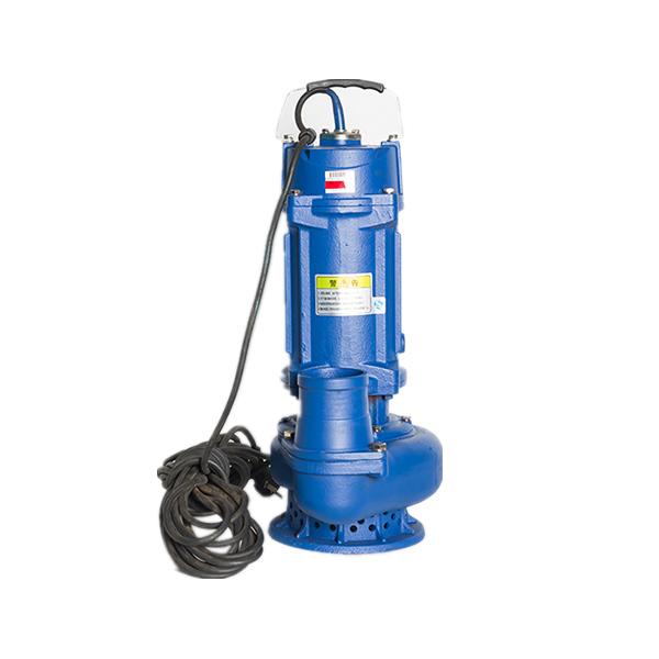 新型铁壳潜水电泵23