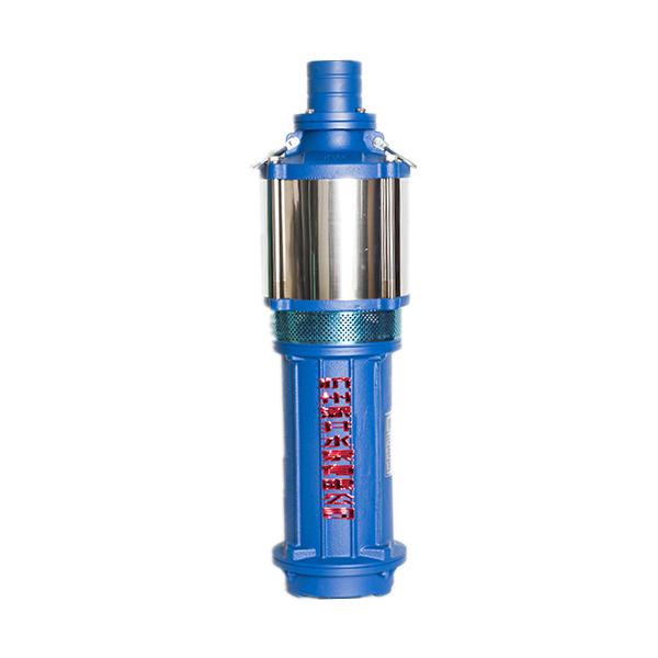 不锈钢多级大流量潜水电泵10