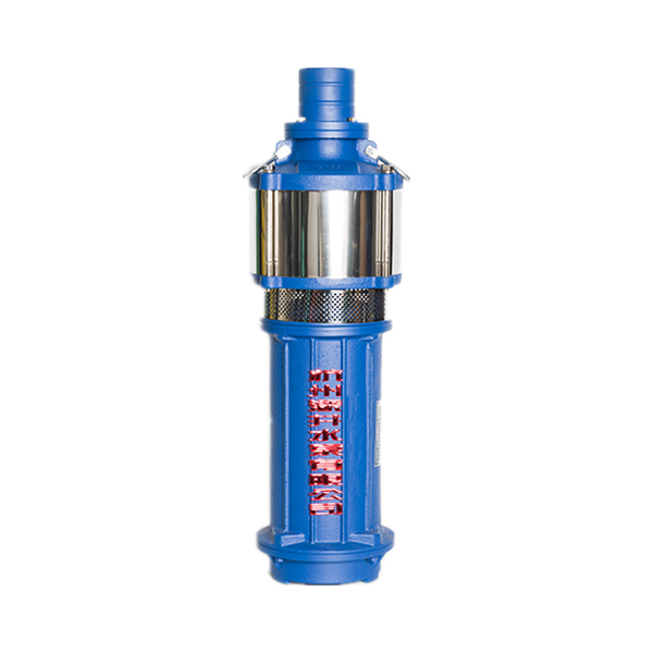 不锈钢多级大流量潜水电泵 9