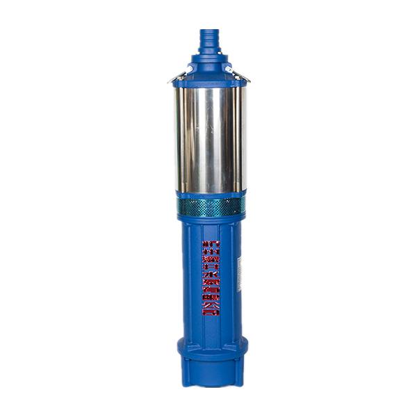 不锈钢多级潜水电泵 8