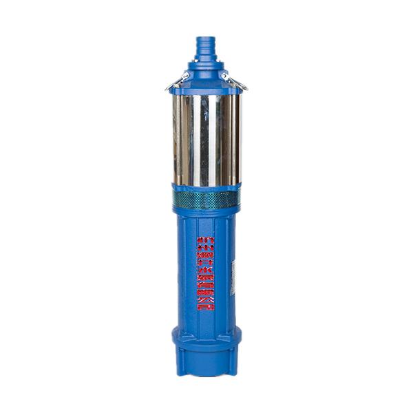 不锈钢多级潜水电泵 7