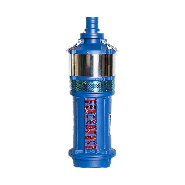 不锈钢多级潜水电泵5