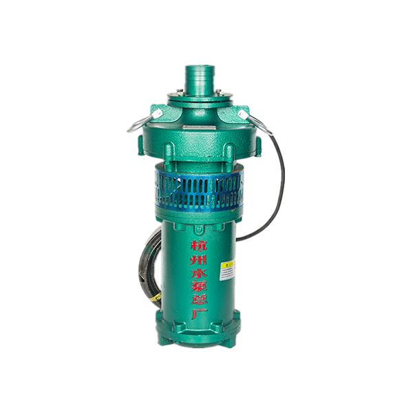杭式充油潜水电泵49