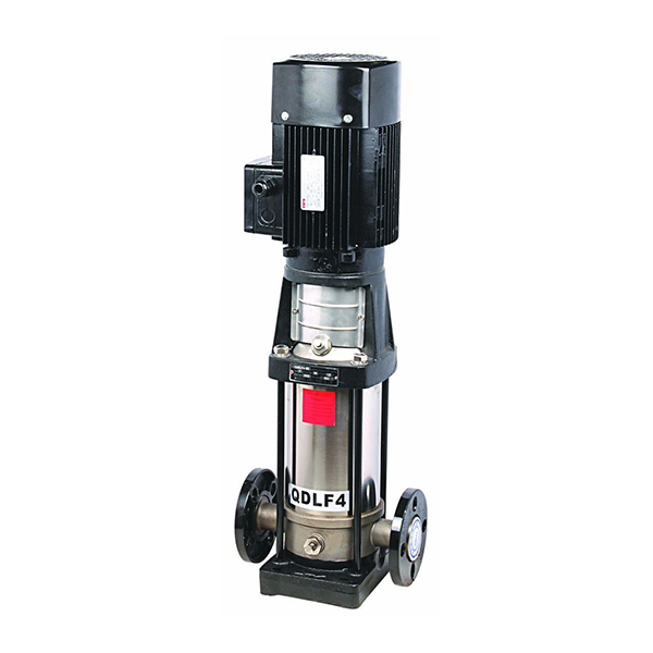 QDLF立式不锈钢多级冲压离心泵
