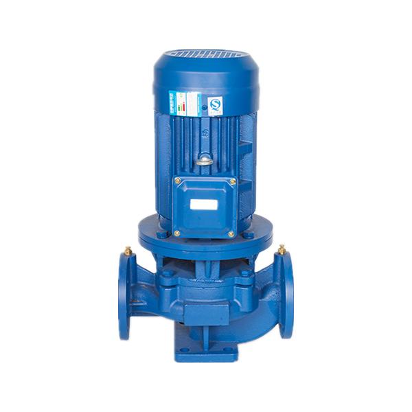 IRG立式管道泵53