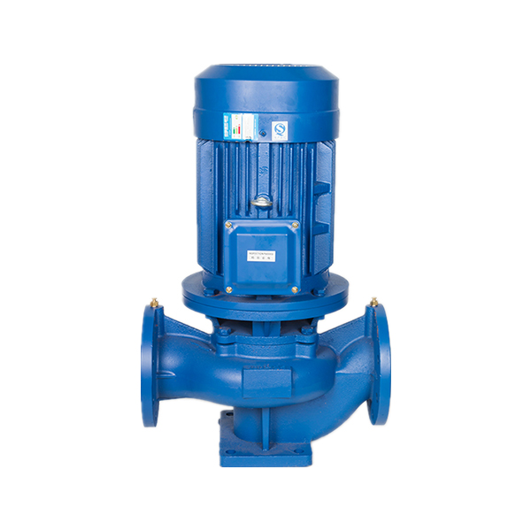 IRG立式管道泵54